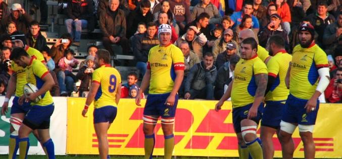 România, învinsă de Georgia la Campionatul European de Rugby