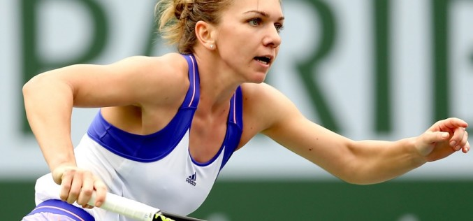 Simona Halep s-a lăsat vrăjită de Samantha. Românca, bătută măr în optimi la Roland Garros