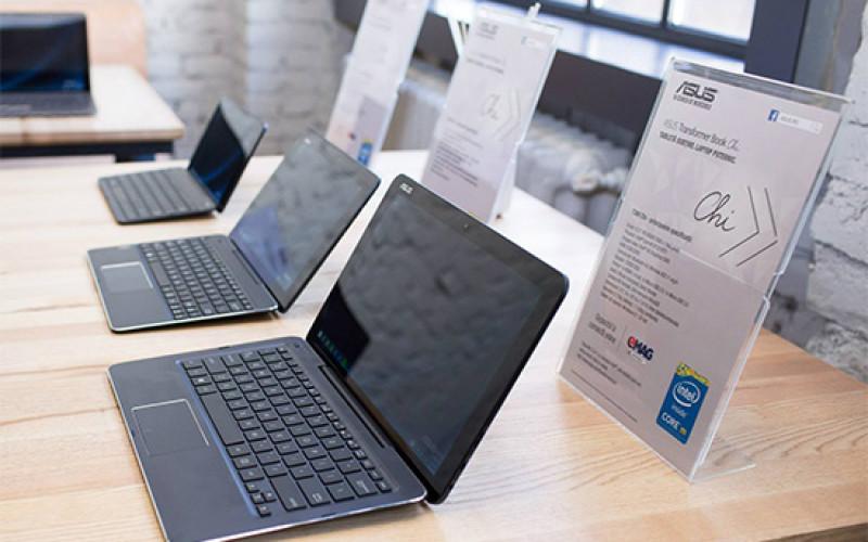Tabletele ASUS Transformer Book Chi au fost lansate în România