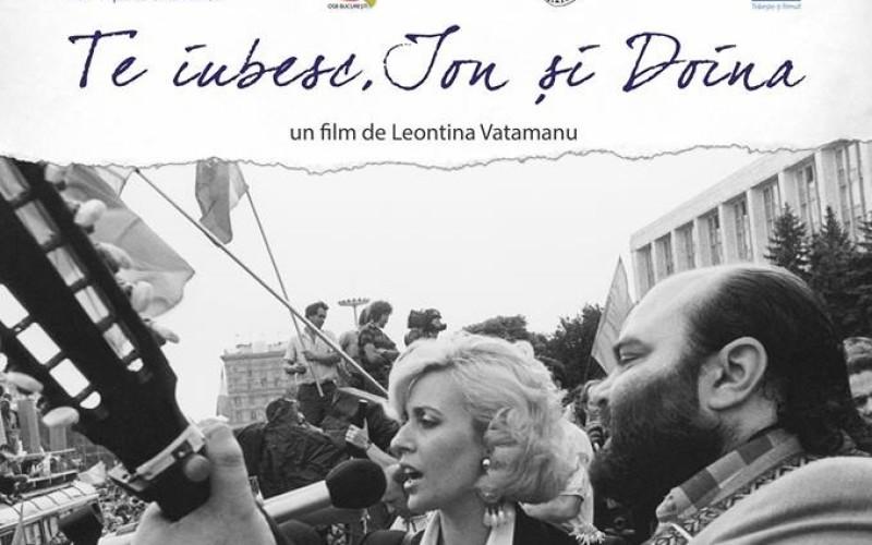 """Documentarul """"Te iubesc, Ion și Doina"""", în premieră la București"""