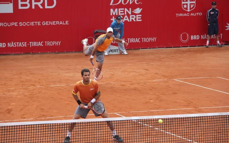 Horia Tecău a câștigat în 2014, pentru a treia oară consecutiv, turneul BRD Țiriac Năstase Trophy
