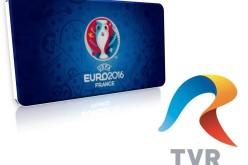 EURO 2016 nu se vede la TVR, pentru că Televiziunea Română nu mai are bani