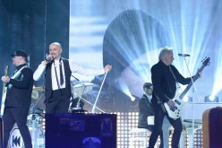 Voltaj, praf și pulbere la Eurovision. Călin Goia a făcut-o lată cu vocea – VIDEO