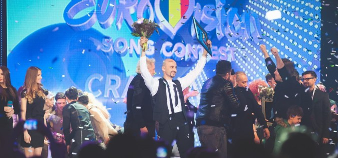 FURT PE FAȚĂ | Voltaj merge la Eurovision cu o piesă plagiată – VIDEO