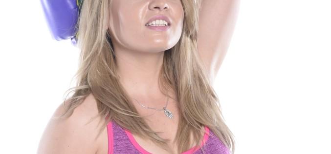 Ana Vengher, ispita de la Insula Iubirii, este obsedată de sport