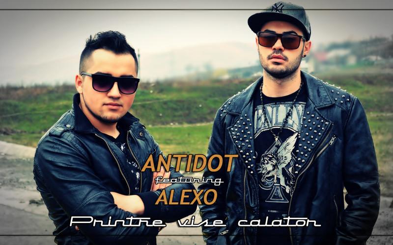 """Antidot a lansat un videoclip incitant la piesa """"Printre vise călător"""", alături de Alexo – VIDEO"""