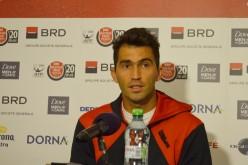 Horia Tecău s-a retras de la BRD Țiriac Năstase Trophy 2015 din cauza unei accidentări