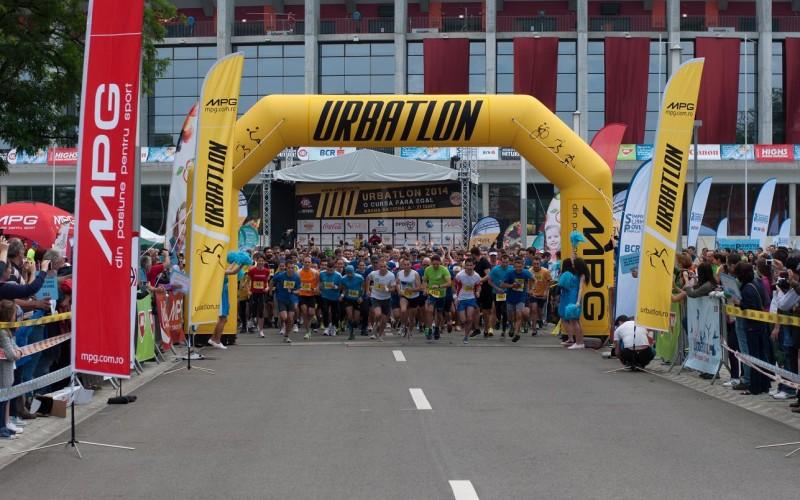 Provocarea URBATLON 2015: 8 probe, o singură cursa şi doze maxime de distracţie!