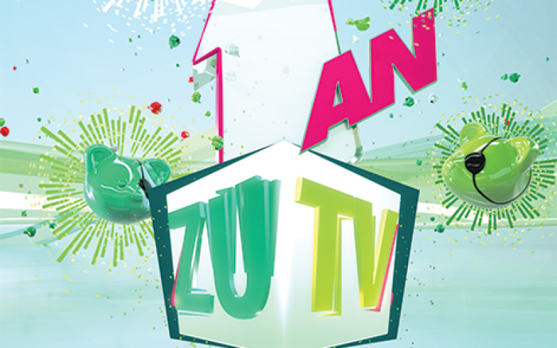 ZU TV a împlinit un an de la lansarea în România