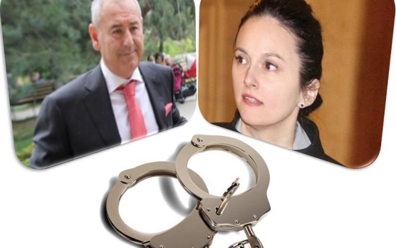 Alina Bica și Dorin Cocoș au scăpat de pușcărie. Cei doi au fost plasați în arest la domiciliu