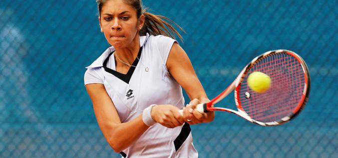 Andreea Mitu s-a calificat în premieră în carieră în turul trei la Roland Garros