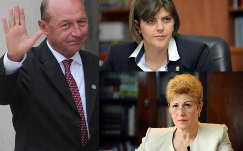 De dragul lui Udrea, Băsescu atacă Justiţia, DNA şi pe Livia Stanciu
