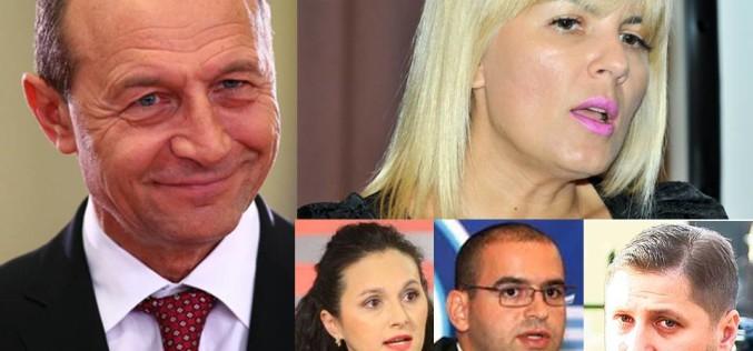 Traian Băsescu își apără camarila care a jefuit România