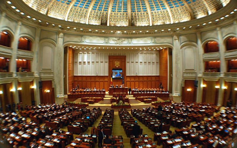 Legea finanțării partidelor politice, adoptată de Camera Deputaților