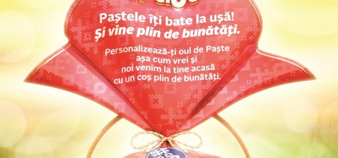 De Paște, Vedetele Antenei 1 le aduc coșuri cu bunătăți, românilor