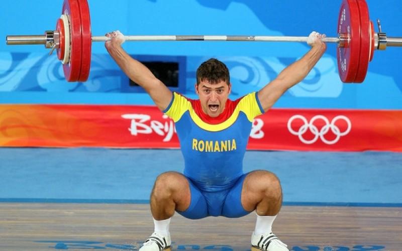 Florin Croitoru a câștigat două medalii la Europenele de Haltere din Georgia