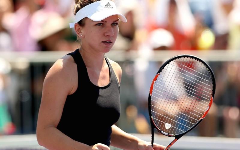 Simona Halep, calificată în premieră în semifinale la Stuttgart