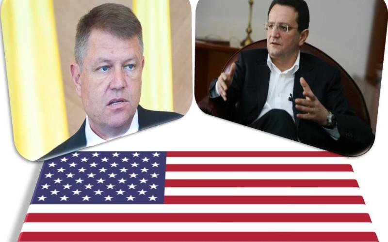 George Maior, fostul șef al spionajului românesc, uns de Iohannis, Ambasador în USA