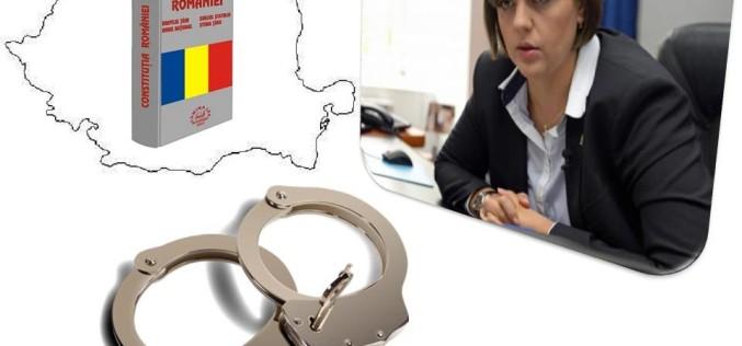 Șefa DNA, convocată de urgență la Ministerul Justiției pentru a da explicații în scandalul Sebastian Ghiță