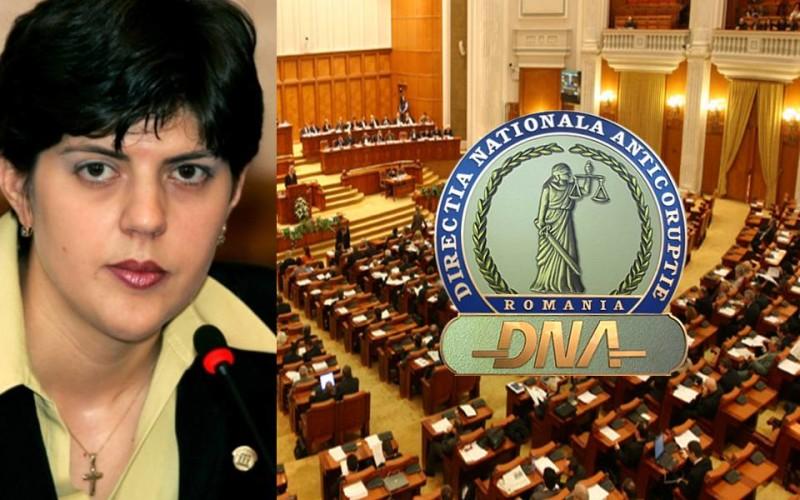 Pe Kovesi o deranjează imunitatea parlamentarilor și cere să fie eliminată complet