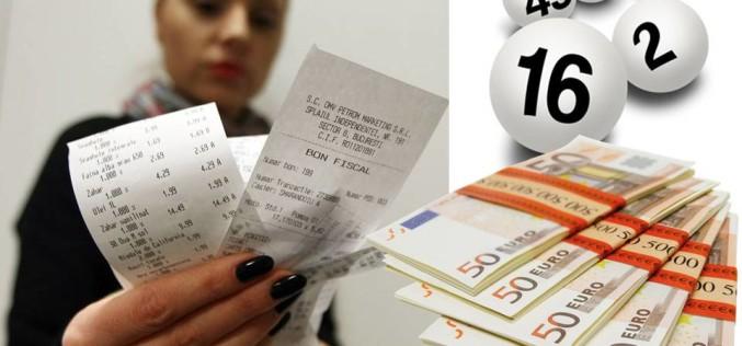 A treia extragere a Loteriei bonurilor fiscale are loc pe 19 iulie
