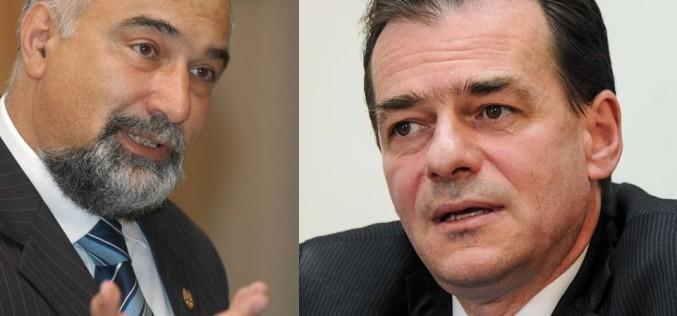 Ludovic Orban și Varujan Vosganian, reclamați la DNA pentru contractele Transalpina