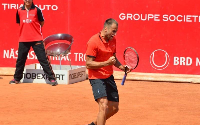 Marius Copil, la un pas de calificarea pe tabloul principal de la Roland Garros