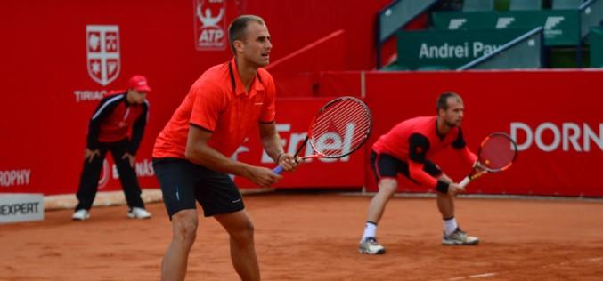 Marius Copil și Adrian Ungur, în sferturi la dublu la BRD Țiriac Năstase Trophy 2015