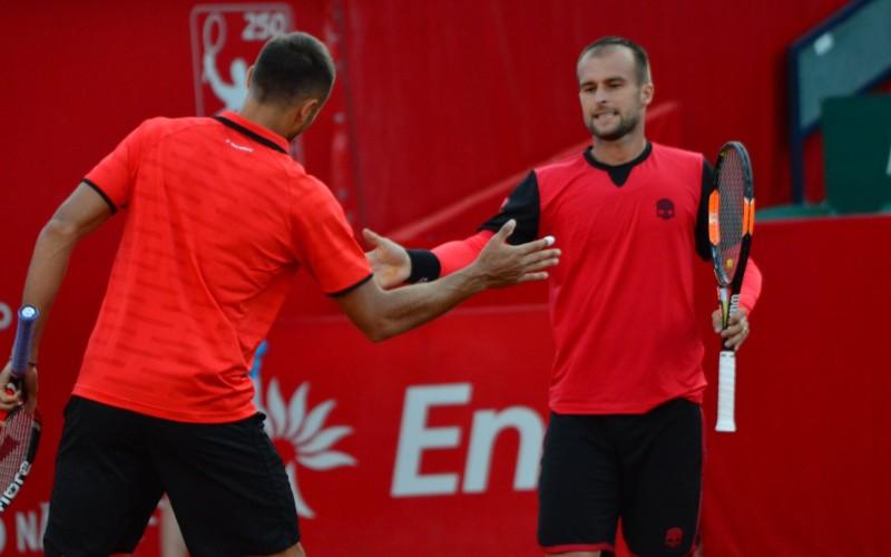 Marius Copil și Adrian Ungur, calificați în premieră în semifinale la dublu la BRD Năstase Țiriac Trophy 2015