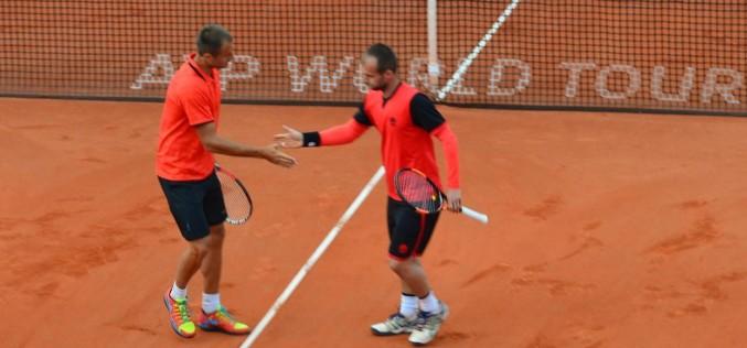 Marius Copil și Adrian Ungur vor juca finala de dublu de la BRD Năstase Țiriac Trophy 2015