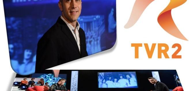 TVR 2 își lansează grila de primăvară pe 14 martie