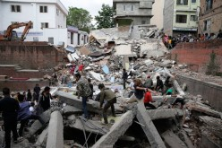 2500 de morți și 6000 de răniți, este noul bilanț al catastrofei seismice din Nepal