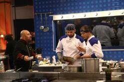 Chef Cătălin Scărlătescu, scandal monstru cu băieții la Iadul bucătarilor