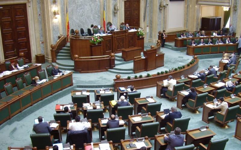 Senatul României, obligat de CCR să publice în Monitorul Oficial, decizia în cazul Șova