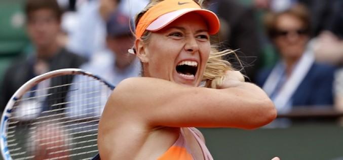 Maria Sharapova, victorie uriașă la Stuttgart, la doi ani de la suspendare pentru dopaj