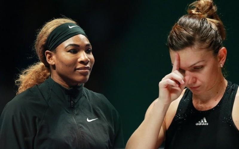 Simona Halep a ratat calificarea în finala de la Miami. Serena Williams a eliminat-o în semifinale