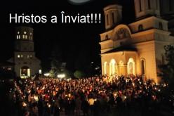 Cristos a înviat! Românii ortodocși sărbătoresc azi Paștele!