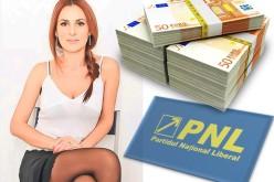 Senatoarea PNL Steliana Miron vrea leafă mai mare pe motiv că salariul nu îi ajunge nici pentru coafor