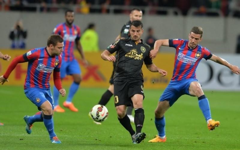 ASA Tg. Mureş este noul lider al Ligii I, după ce a învins Steaua cu 1-0