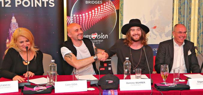 Eurovision Song Constest 2015 a intrat în linie dreaptă
