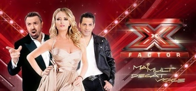 Încep preselecţiile pentru cel de-al cincilea sezon X Factor