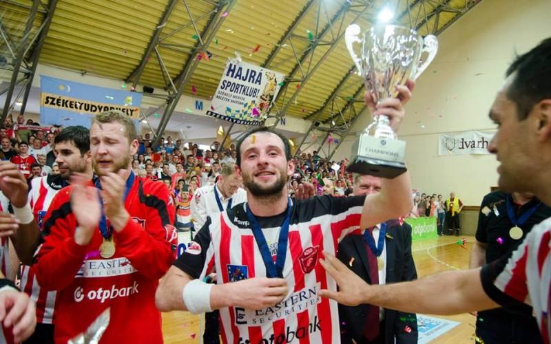 HC Odorhei a cucerit în premieră, Cupa Challenge la handbal masculin