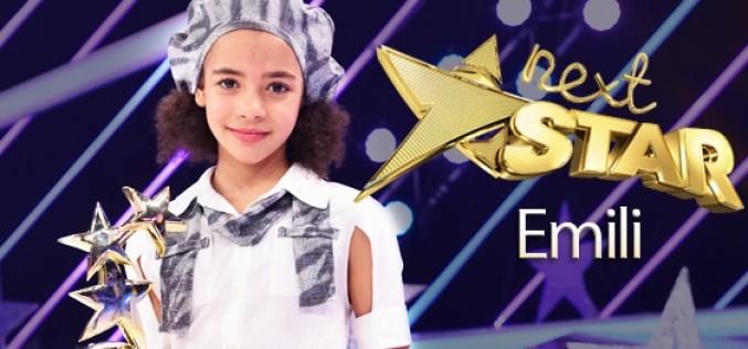 Emily Moskalenko a câștigat concursul Next Star 2015