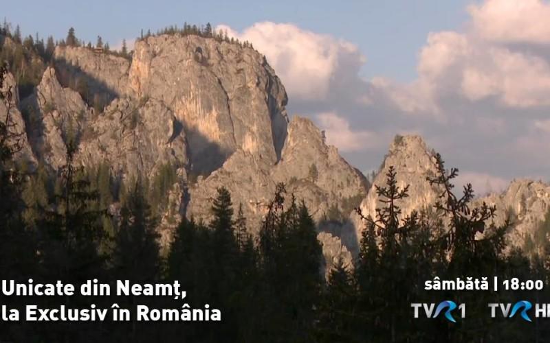 Exclusiv în România desluşeşte la TVR 1 tainele ţinutului sihăstriilor