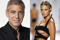 Valentina Pelinel a fost cât pe ce să apară într-o reclamă  alături de George Clooney