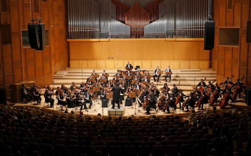 Serenade, arii şi uverturi la Sala Radio din București