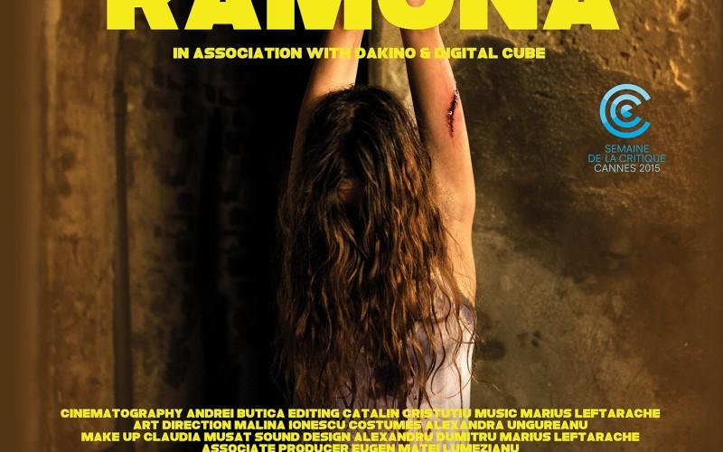 """""""RAMONA"""" va avea premiera mondială la festivalul de la Cannes"""