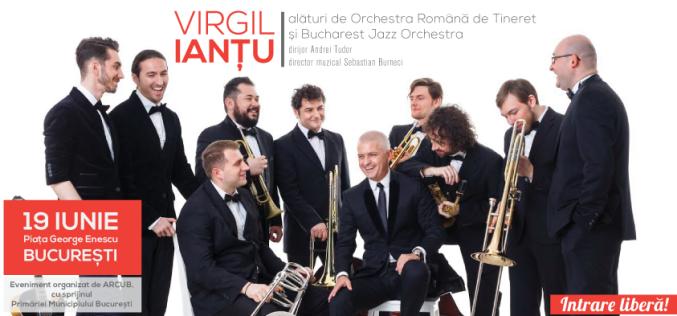 Virgil Iantu pregătește un concert simfonic grandios