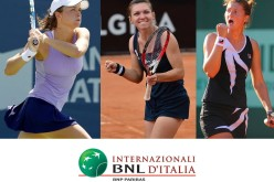 Simona Halep, Irina Begu și Alexandra Dulgheru, victorii la turneul de la Roma