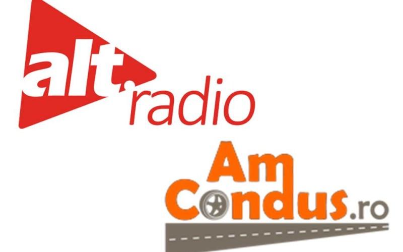 Am Condus, prima emisiune auto online din România, realizată de Alt Radio